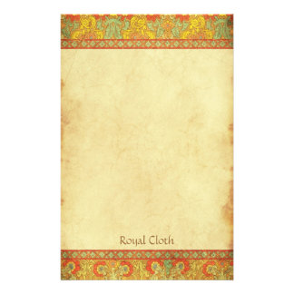 Royal Cloth - Medieval Stationery