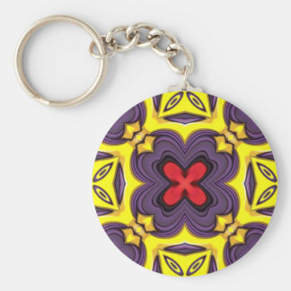 Royal Colorful Keychains