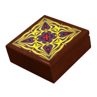 Royal Colorful Tile Gift Box