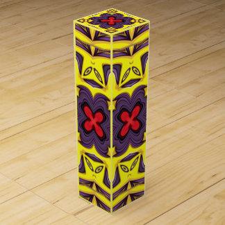 Royal Colorful Wine Gift Box