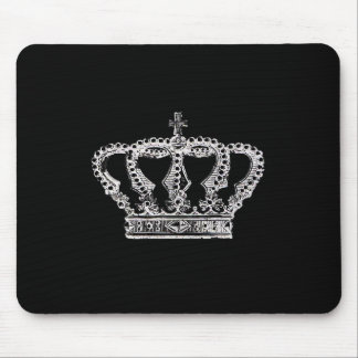 Royal Crown [Dark] Mouse Pad