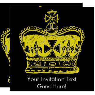 Royal Crown Graphic Card