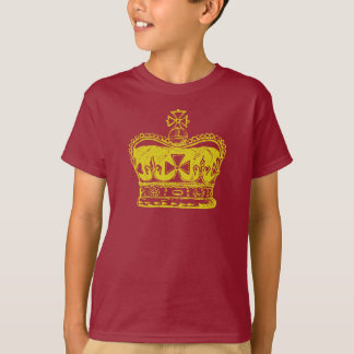 Royal Crown Graphic T-Shirt