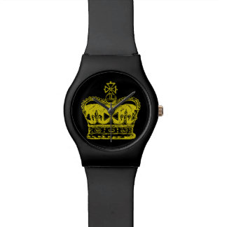 Royal Crown Graphic Watch