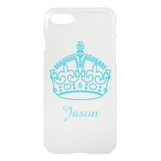 Royal Crown iPhone 8/7 Case