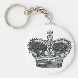 Royal Crown Keychain