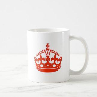Royal Crown Coffee Mug