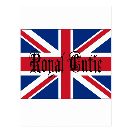Royal Cutie Postcard