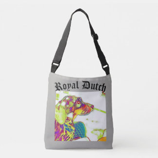 Royal Dutch Gray Bag