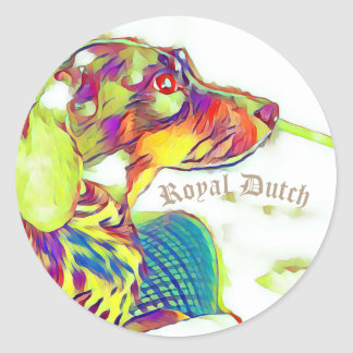 Royal Dutch Sticker