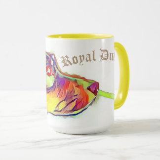 Royal Dutch Yellow Coffee Mug
