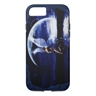 Royal Earth Faerie, Blue iPhone 7 Case