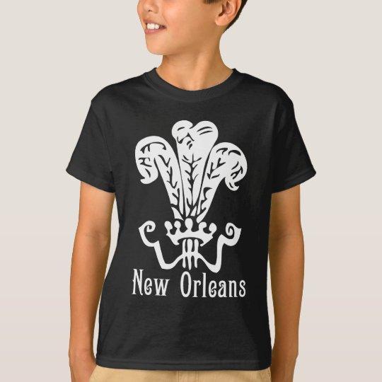 Royal Fleur de lis apparel T-Shirt