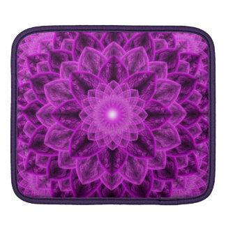 Royal Flower Mandala iPad Sleeve