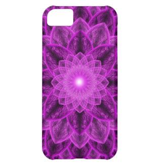 Royal Flower Mandala iPhone 5C Cases