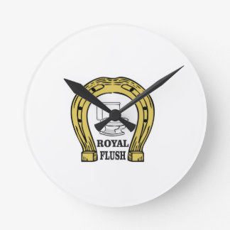royal flush luck clock
