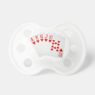Royal Flush Pacifier