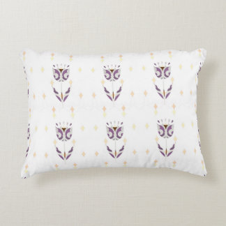 Royal Garden Accent Pillow