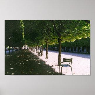 Royal Gardens Poster