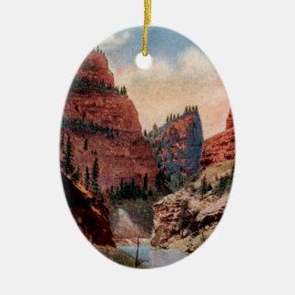 Royal Gorge Canyon Ornament