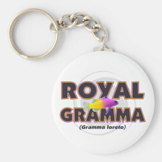 Royal Gramma Keychain