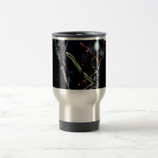 Royal Green Snake Travel Mug