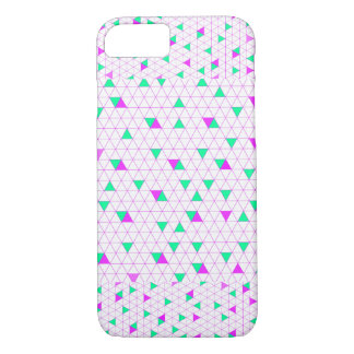 Royal Grid Phone Case