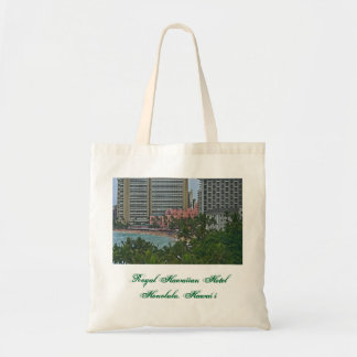 Royal Hawaiian Hotel, Honolulu, Hawai'i Tote Bag