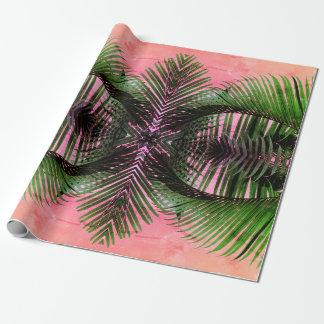 Royal Hawaiian Palms Wrapping Paper