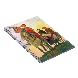 Royal Herald 1911 Note Books