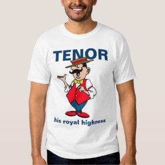 Royal Highness T-shirts