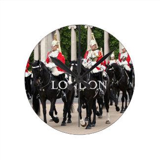 Royal Household Cavalry, London Wallclocks
