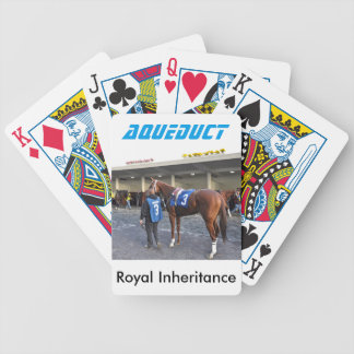 Royal Inheritance #3 Bicycle Playing Cards