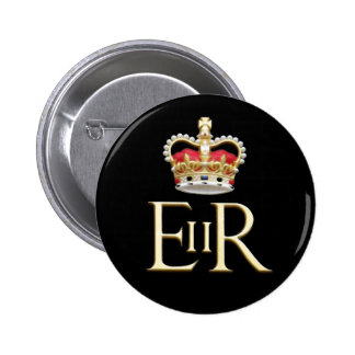 Royal Jubilee 2 Inch Round Button