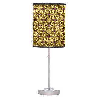 Royal  Kaleidoscope    Colorful Table Lamp