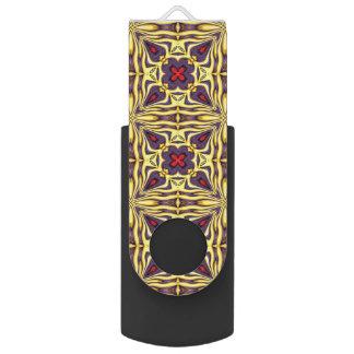 Royal  Kaleidoscope   USB Flashdrive Flash Drive
