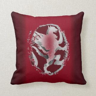 Royal Killosopher Throw Pillow