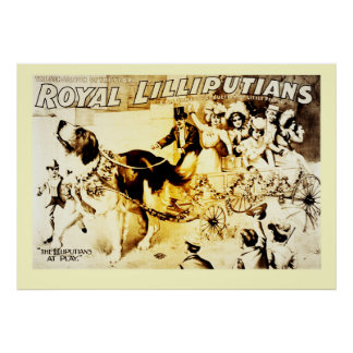 Royal Lilliputians Poster