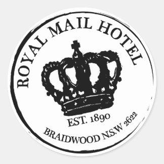 Royal Logo Stickers