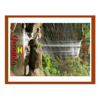 Royal Mt Carmel Falls Postcard
