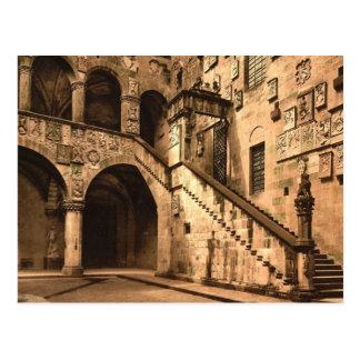 Royal Museum (i.e. Bargello Museum) Postcard