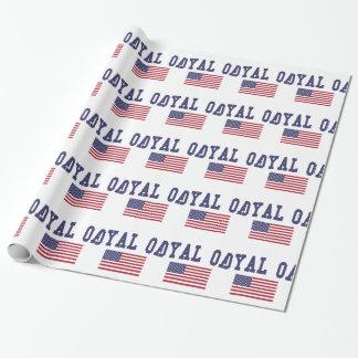 Royal Oak US Flag