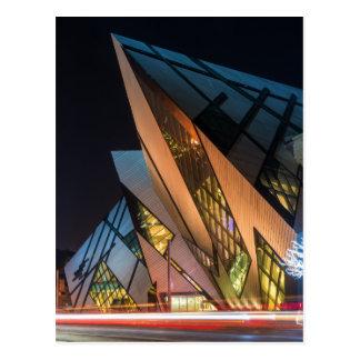 Royal Ontario Museum, Toronto,Canada Postcard