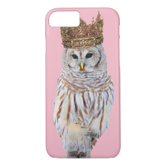 Royal Owl #1 iPhone 8/7 Case