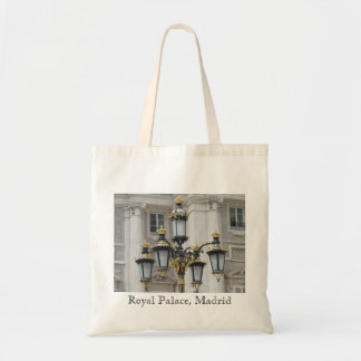 Royal Palace, Madrid, Spain Tote Bag