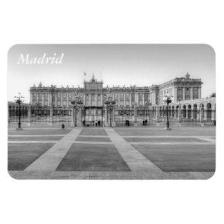 Royal Palace of Madrid Magnet