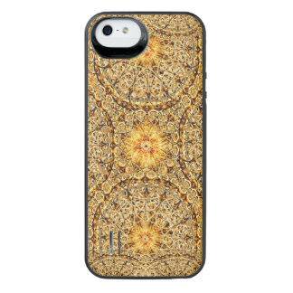 Royal Pattern Mandala iPhone SE/5/5s Battery Case