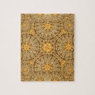 Royal Pattern Mandala Puzzle