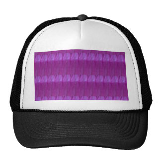 ROYAL PINK Pocket Print Template DIY add TEXT FUN Hat
