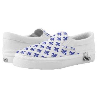 Royal Plume Sneakers